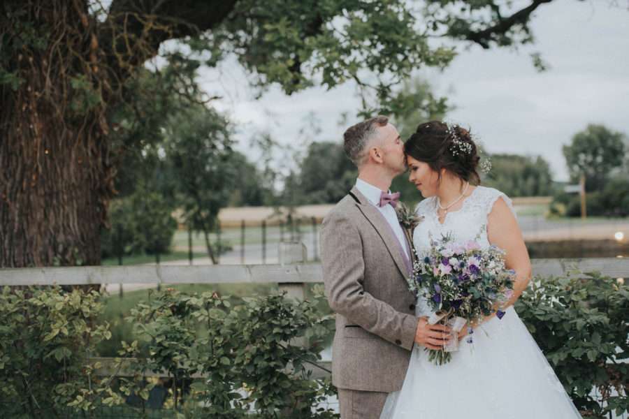 A Rustic Summer Wedding at Bassmead Manor Barns