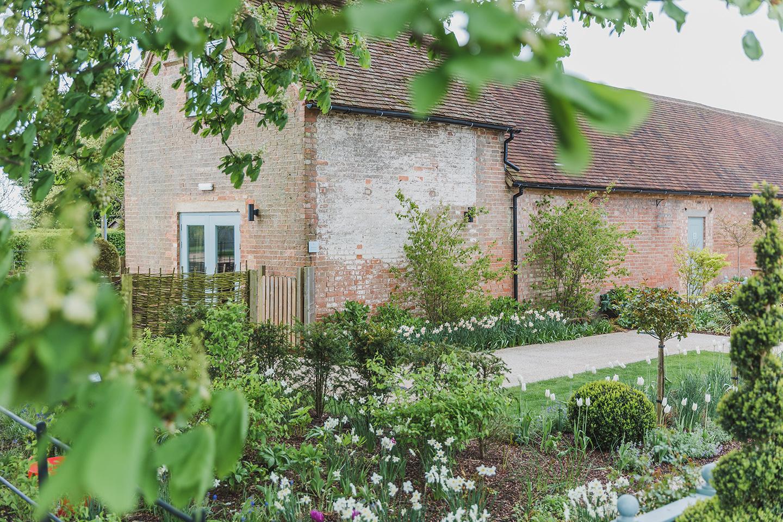 Dove cottage honeymoon suite has been lovingly refurbished for weddings